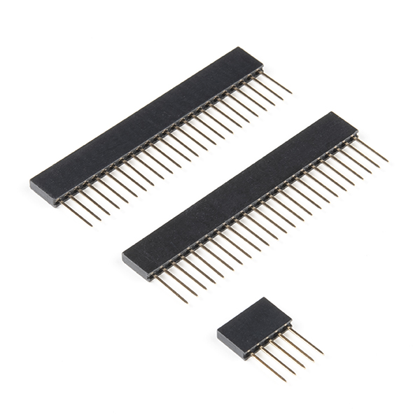 Teensy Stackable Header Kit (Extended)