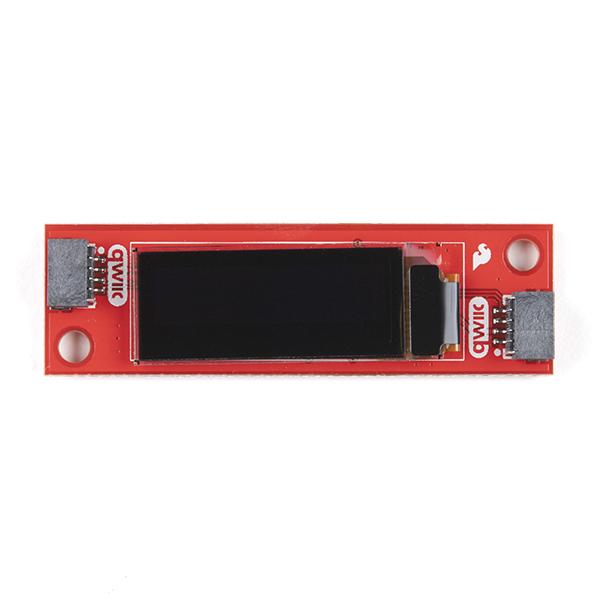 SparkFun Qwiic OLED Display (0.91 in, 128x32)