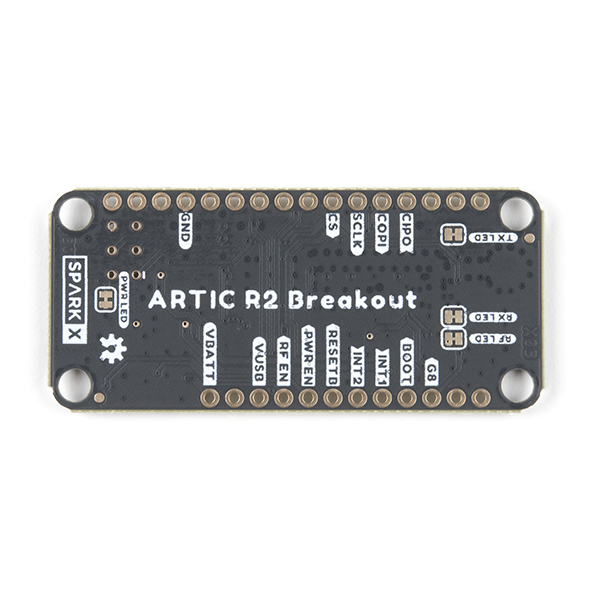 ARGOS Satellite Transceiver Shield - ARTIC R2