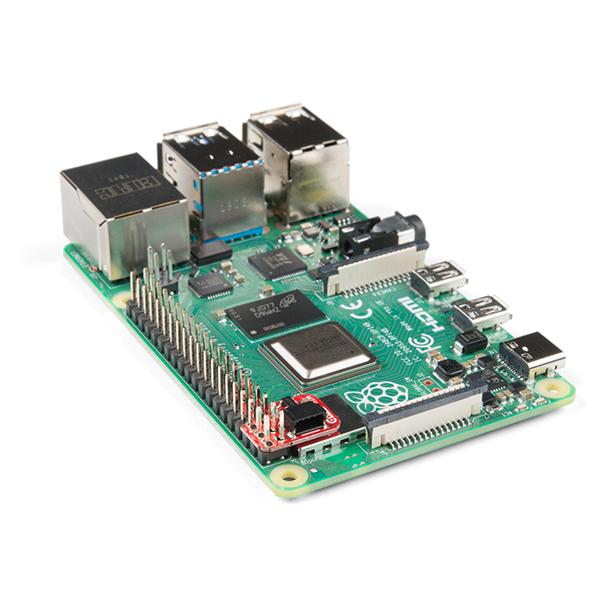 SparkFun Raspberry Pi 4 Basic Kit - Without Raspberry Pi