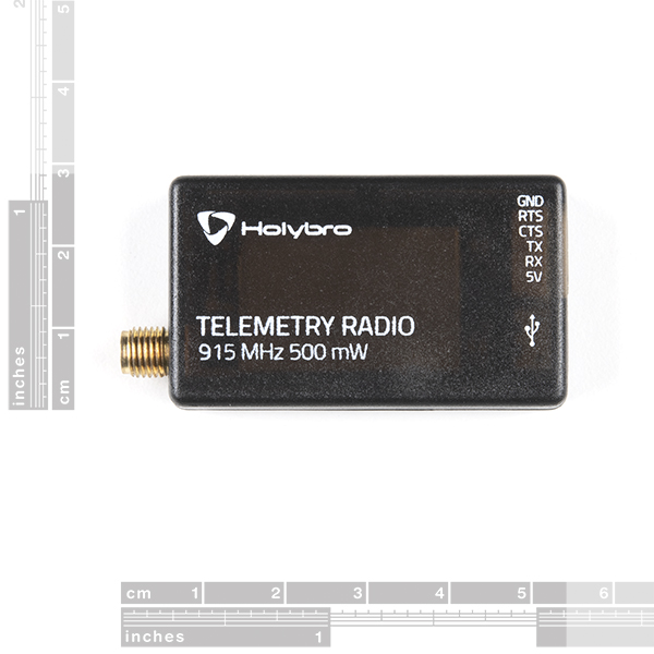 Serial Telemetry Radio Kit - 915MHz, 500mW