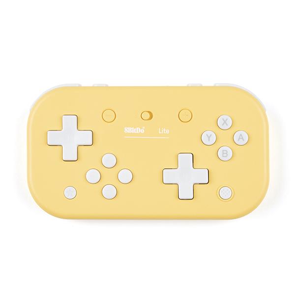 8BitDo Lite Bluetooth Gamepad - Yellow