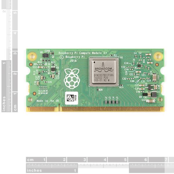 Raspberry Pi Compute Module 3+ - 16GB