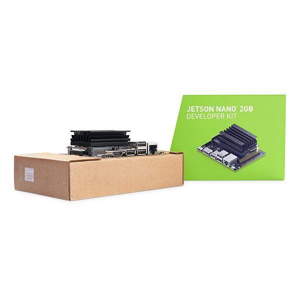 NVIDIA Jetson Nano 2GB Developer Kit (without Wireless Adaptor)