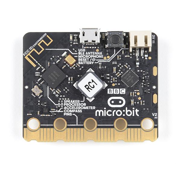 micro:bit v2 Board