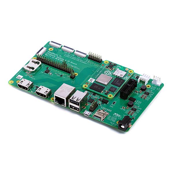 Raspberry Pi Compute Module 4 I/O Board
