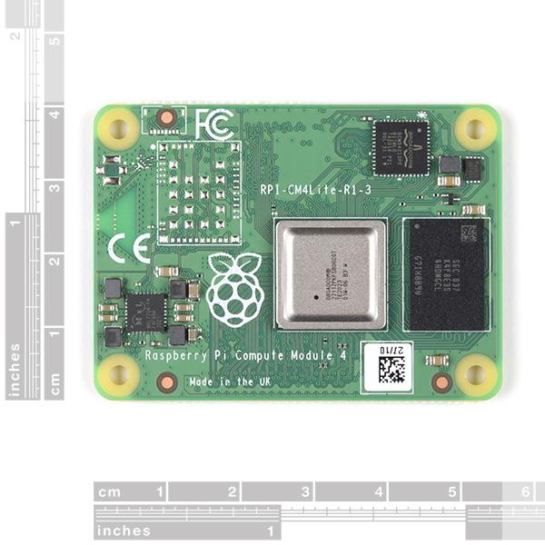 Raspberry Pi Compute Module 4 - Lite