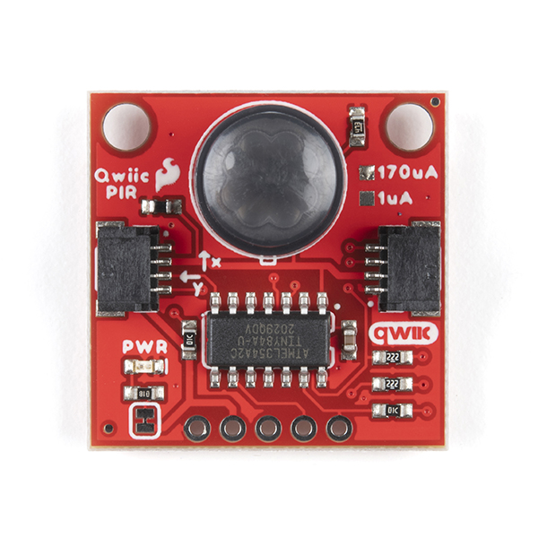 SparkFun Qwiic PIR - 170uA (EKMC4607112K)