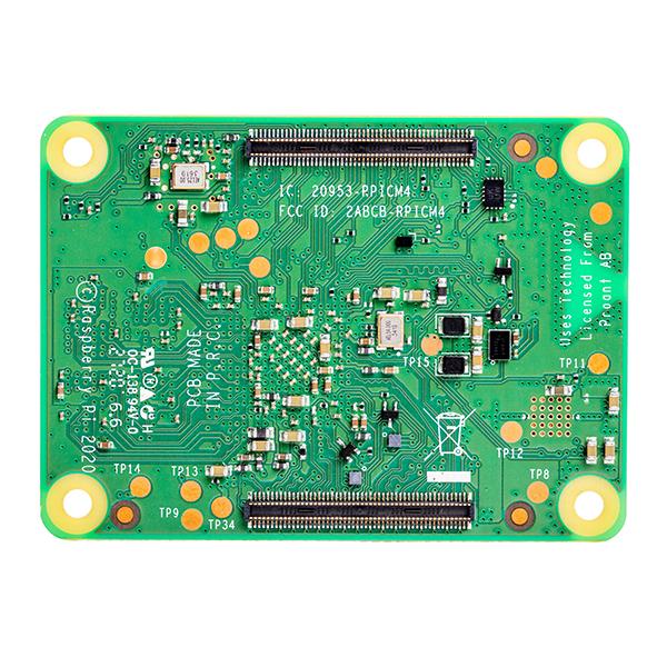 Raspberry Pi Compute Module 4 Lite (Wireless Version) - 2GB RAM