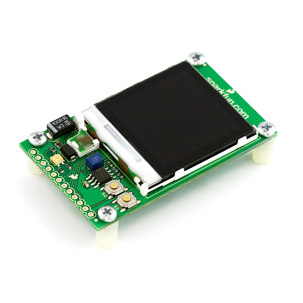 Color LCD - Breakout Board