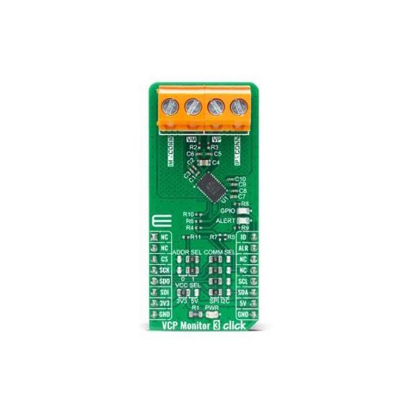 Mikroe VCP Monitor 3 Click