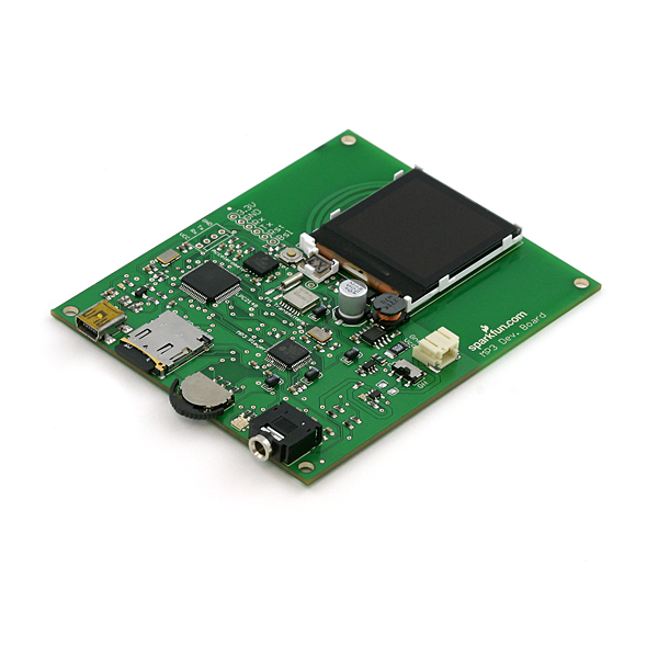 MP3 Development Board
