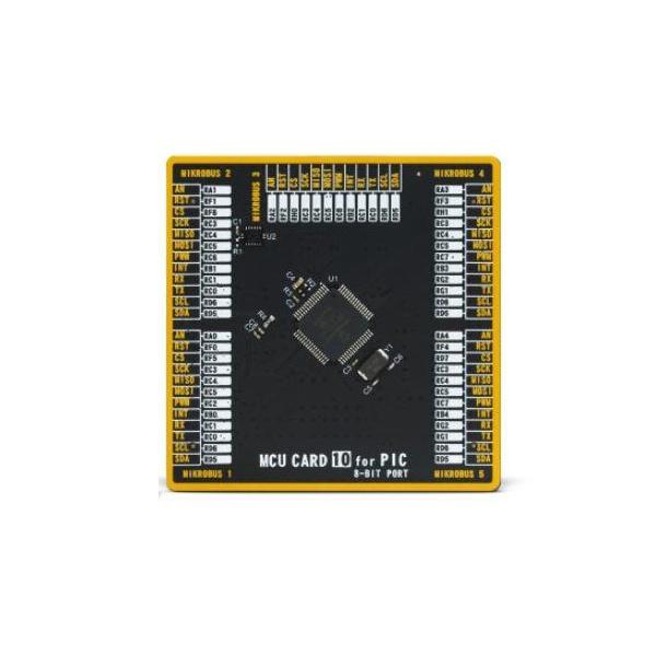 Mikroe MCU CARD 10 for PIC PIC18F67K40