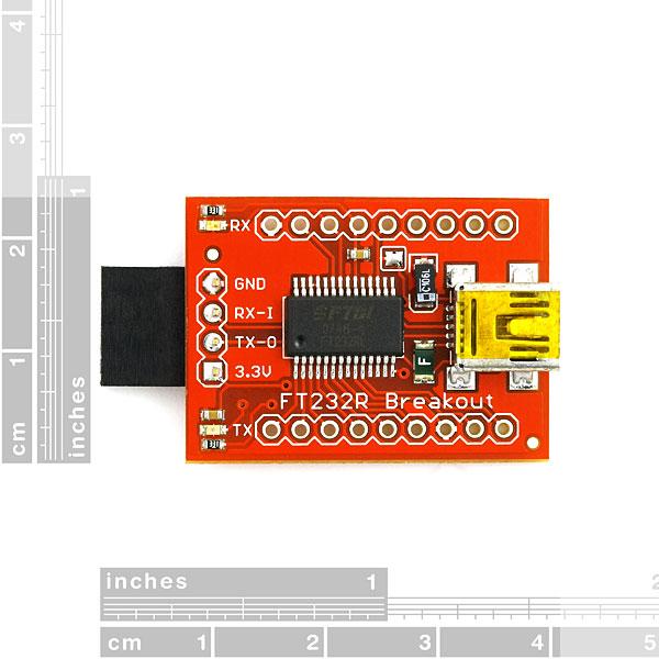 LilyPad USB Link