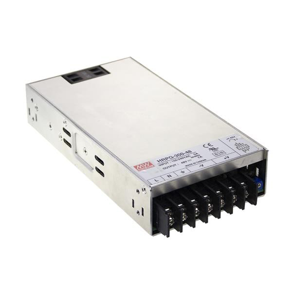 MEAN WELL Switching Power Supply - 324W, 12V, 27A