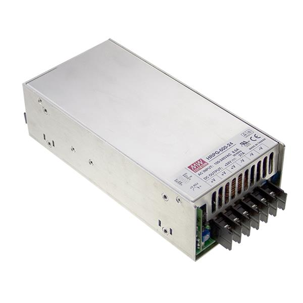 MEAN WELL Switching Power Supply - 648W, 24V, 27A