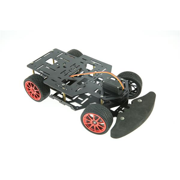 DFRobot ROB0170 NXP CUP Race Car Chassis