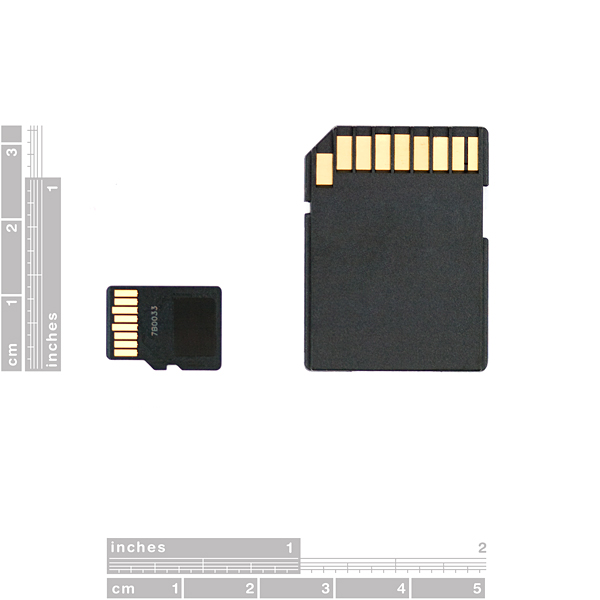 Flash Memory - microSD 1GB