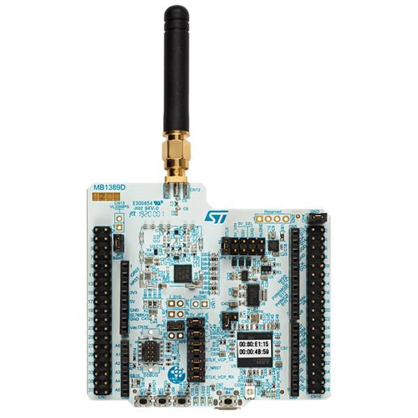 NUCLEO-WL55JC2 STM32WL Nucleo-64 board