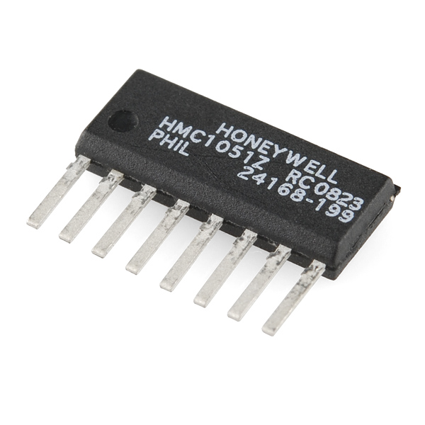 Compass Module - HMC1051Z (single axis)