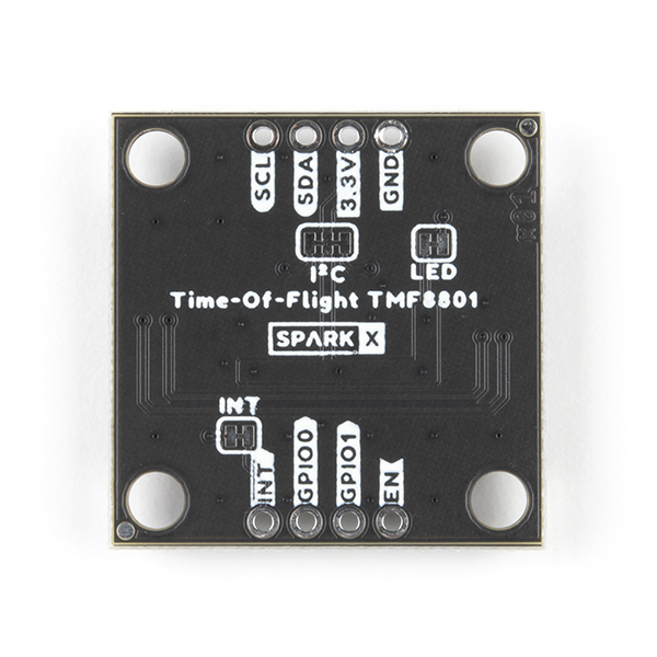 SparkX Distance Sensor - TMF8801 (Qwiic)