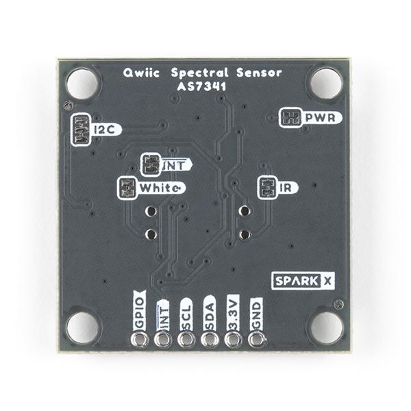 Qwiic Spectral Sensor - AS7341
