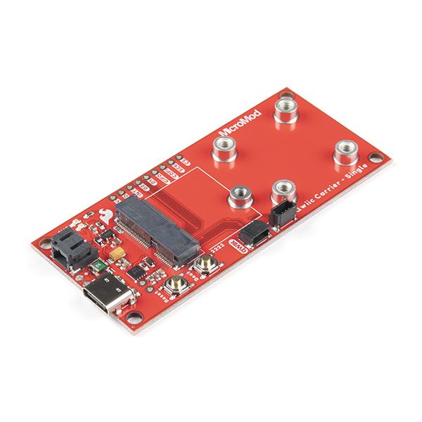 SparkFun MicroMod Qwiic Carrier Board - Single