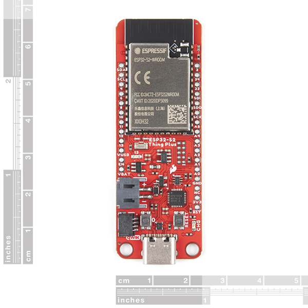 SparkFun Thing Plus - ESP32-S2 WROOM