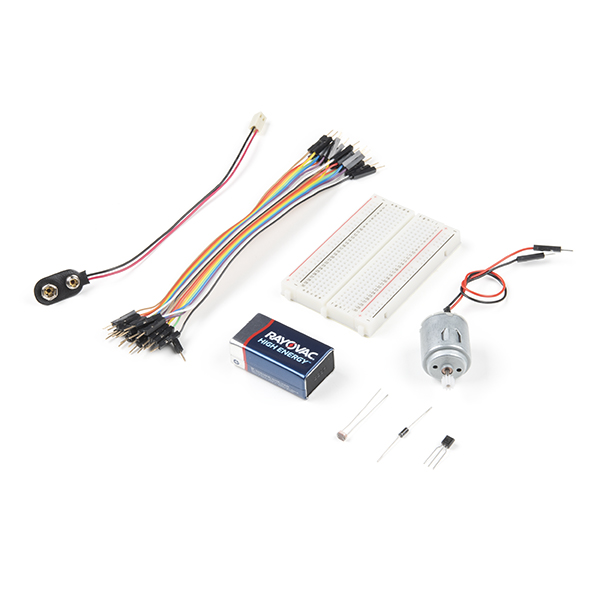 Red Hat Co.Lab Light Sensing Kit