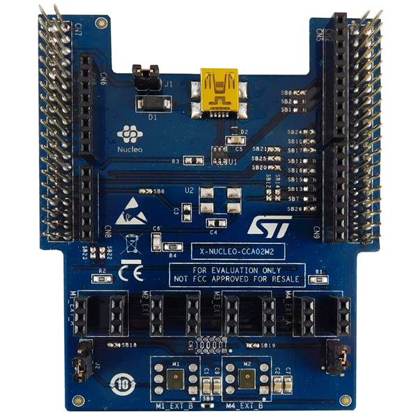 X-NUCLEO-CCA02M2 Expansion Board