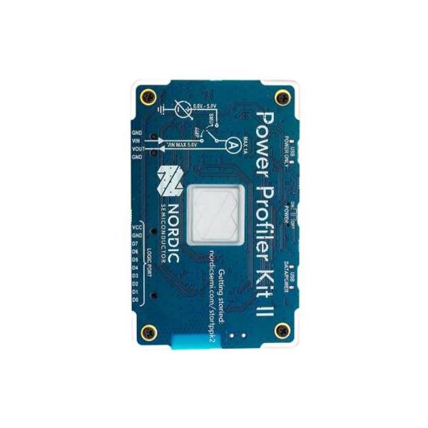 Nordic Semiconductor Power Profiler Kit II (PPK2)