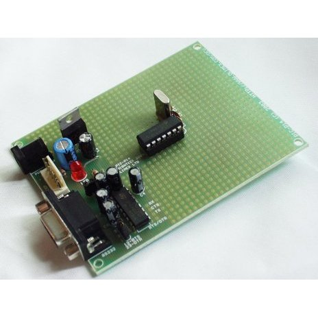 14 Pin PIC Development Board (Sale)