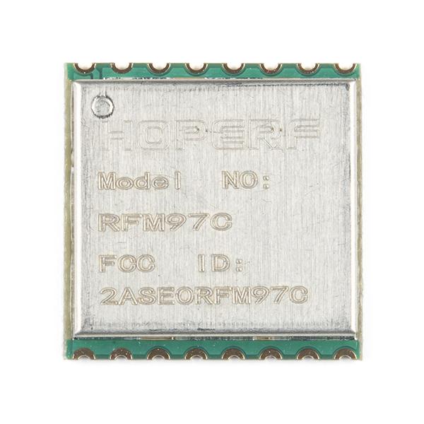 LoRa/FSK Transceiver Module - 915MHz (RFM97CW)