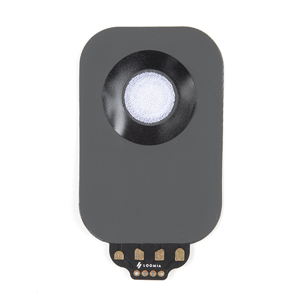 Loomia Single Backlit Button