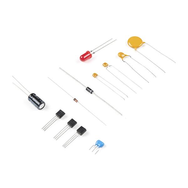 MightyOhm Geiger Counter Kit++