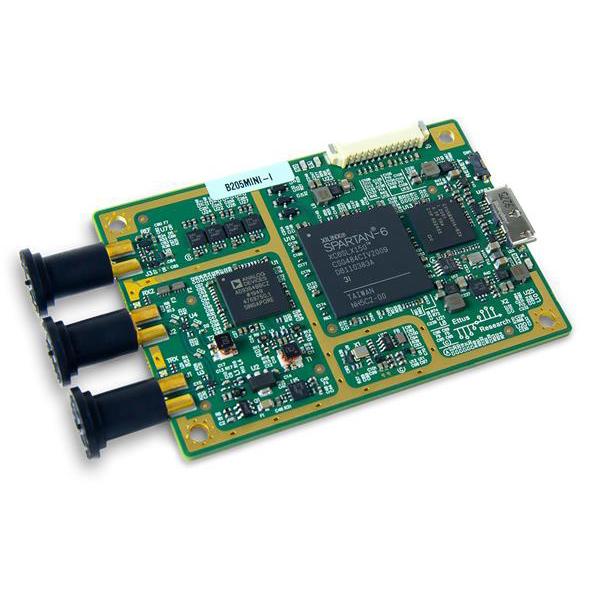 Digilent USRP B205mini-i: Software-Defined Radio Platform