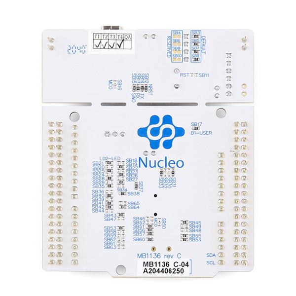 Elektor STM32 Nucleo Starter Kit