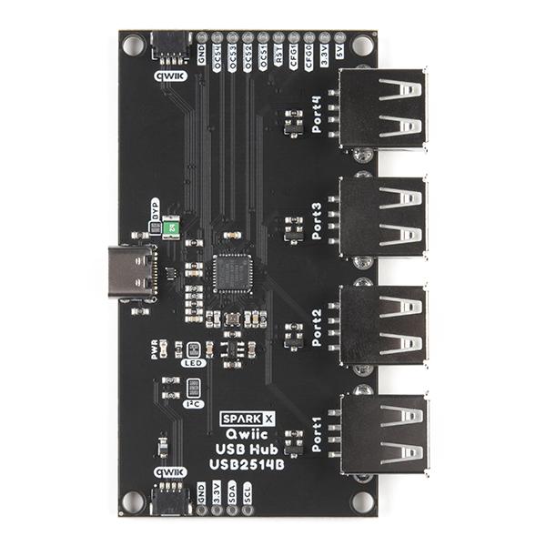 Qwiic USB Hub - USB2514B