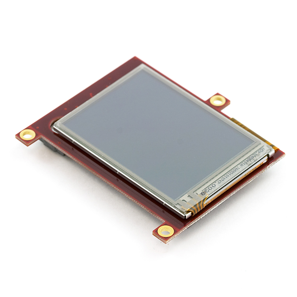 "Active Matrix OLED 2.83"" with Touchscreen"