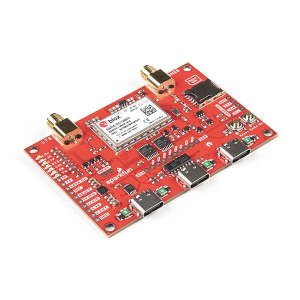 SparkFun LTE GNSS Breakout - SARA-R5