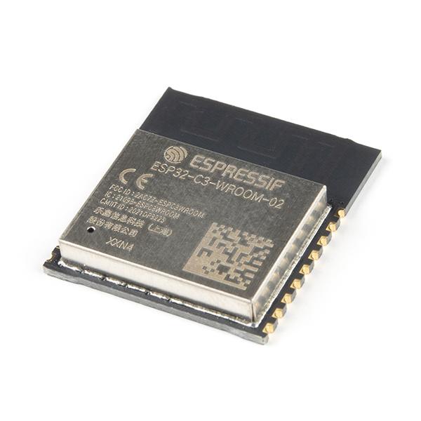 ESP32-C3 WROOM Module - 4MB (PCB Antenna)