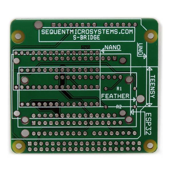 Crowd Supply 8-MOSFET Solid-State Power Driver (PCB Only)
