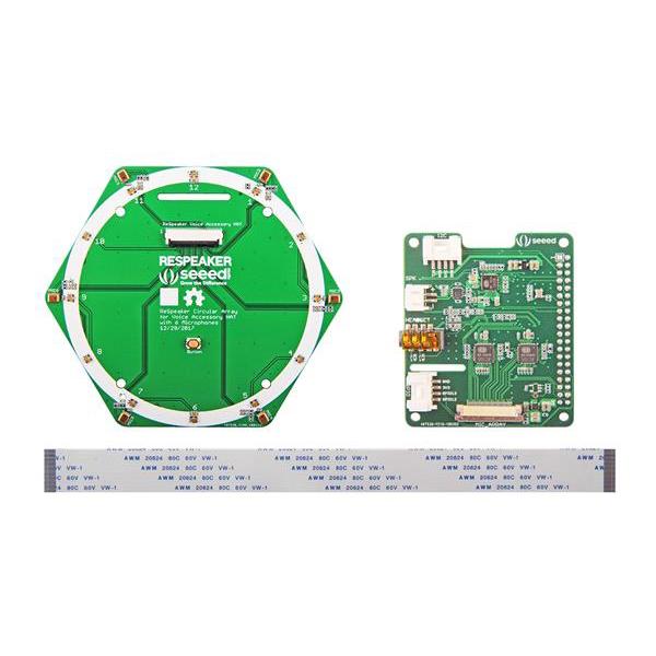 Seeed Studio ReSpeaker 6-Mic Circular Array Kit