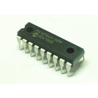 PIC 18 Pin 20MHz 1K - 16F84A