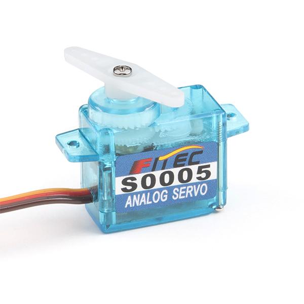 Analog Servo - FeeTech S0005 (Sub-Micro Size)