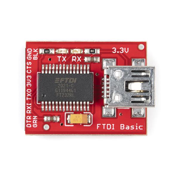 SparkFun FTDI Starter Kit - 3.3V