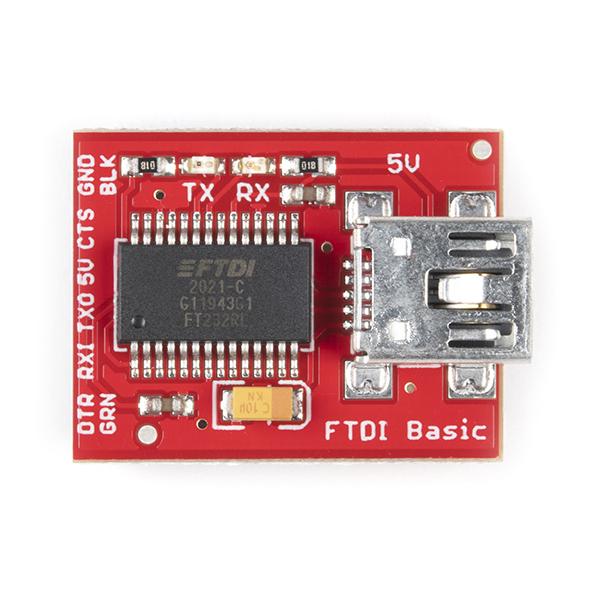 SparkFun FTDI Starter Kit - 5V