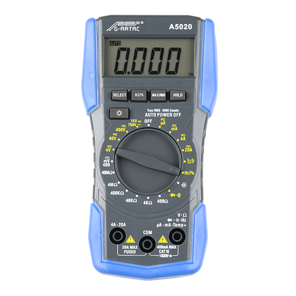 Artech Digital Multimeter - A5020