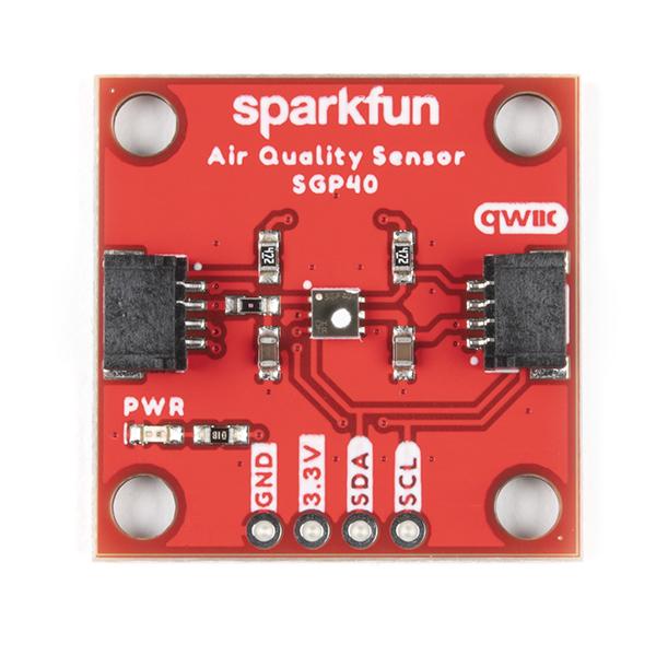 SparkFun Air Quality Sensor - SGP40 (Qwiic)