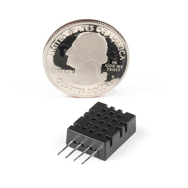 Humidity and Temperature Sensor - DHT20